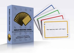 effective meeting cards